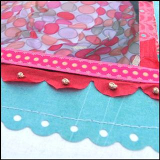 Shes almost 2 MEL GOODSELL detail 2 w border