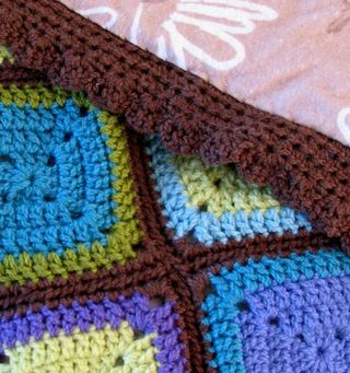 Crocheting Questions : Crochet blanket questions.