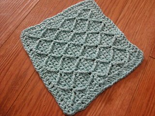 Stitchfinder : Crochet Stitch: Crochet Cable : Frequently