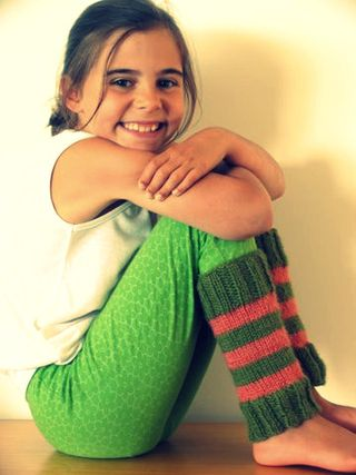 How to Knit Leg Warmers Easy | eHow