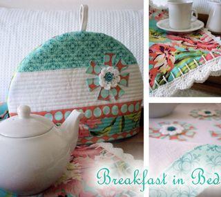 Breakfast in bed all proje..