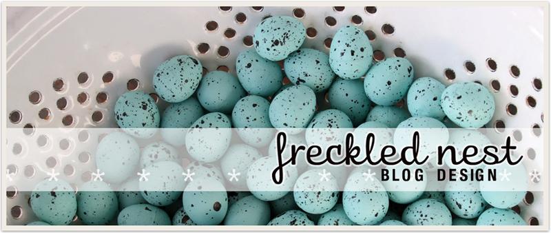 Freckled nest