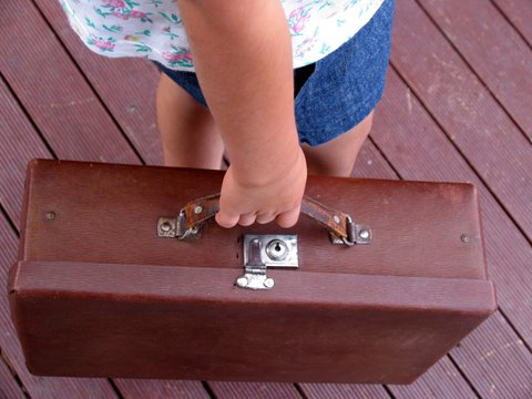 Vintage Childrens Suitcases | Luggage And Suitcases