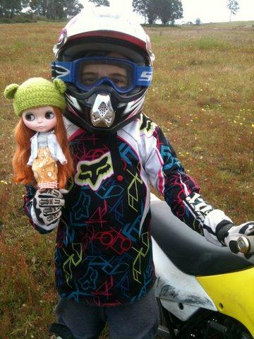 Dirt bike riding 2