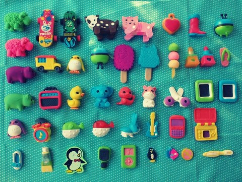 Eraser collection 2