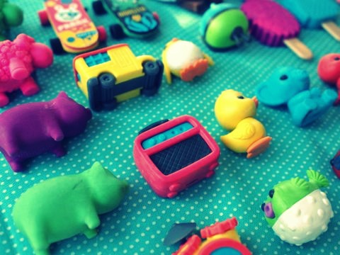 Eraser collection 3