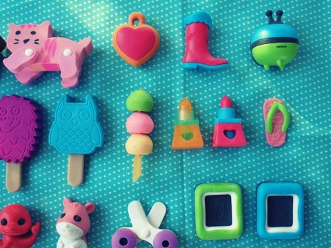 Eraser collection 5