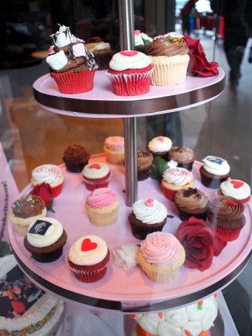Melbourne cupcake shop