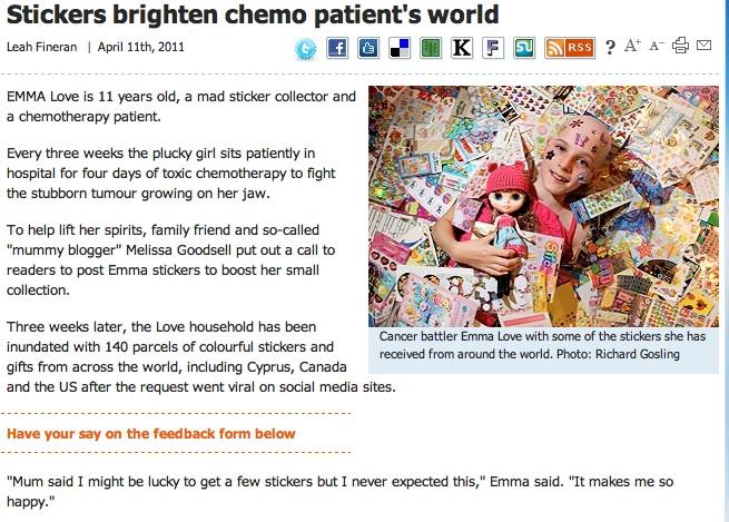 Emma newspaper