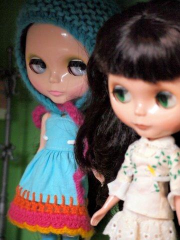 Blythe doll x2