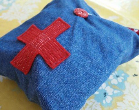 Road trip first aid