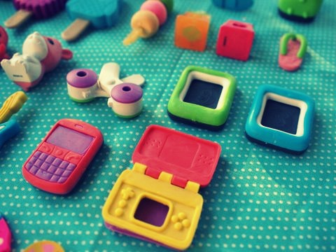 Eraser collection 4