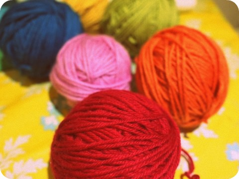 Today i - yarn