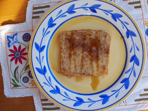 How to make easy french toast 1