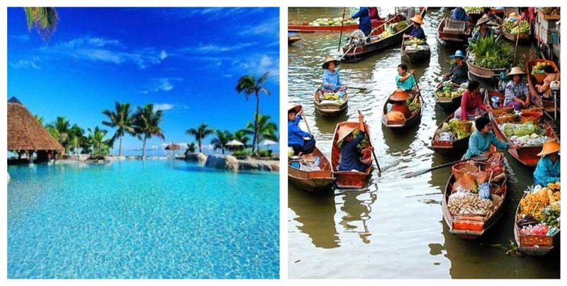 Fiji thailand