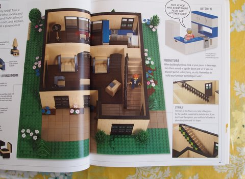 Charming Good Lego House Designs Part 23