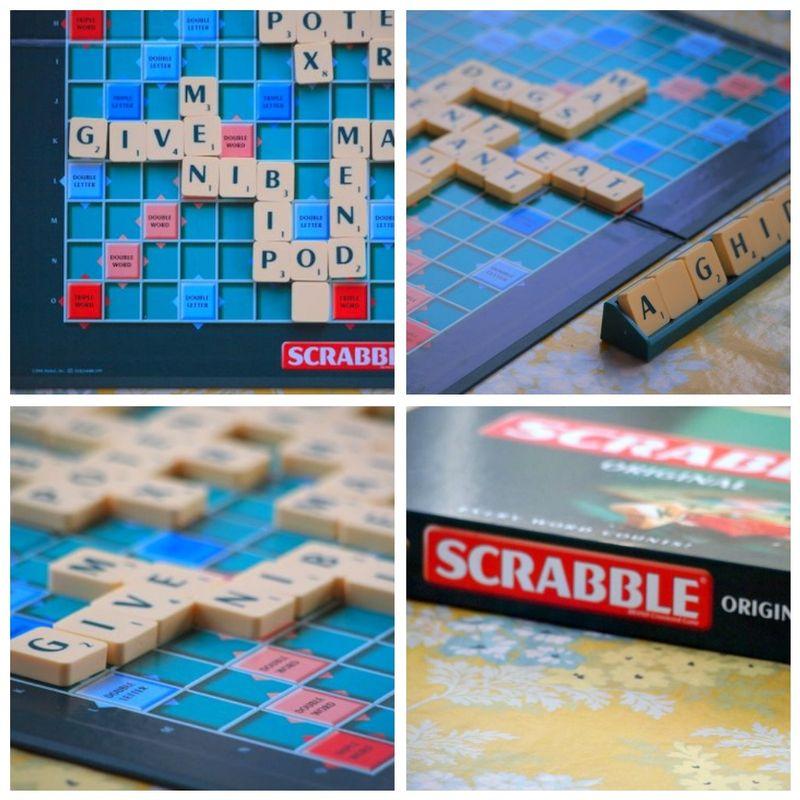 Scrabble winner – Scrabble Baby Announcement