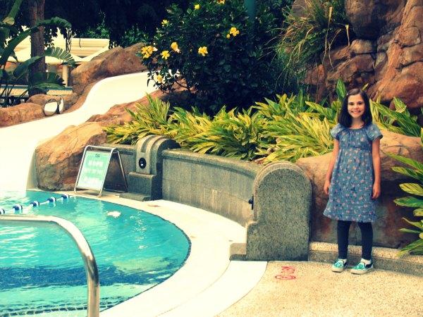Hong kong disneyland hollywood hotel family trip