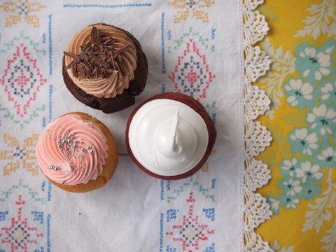Sweet envy cupcakes