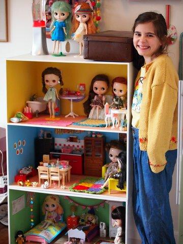 Blythe doll house 2