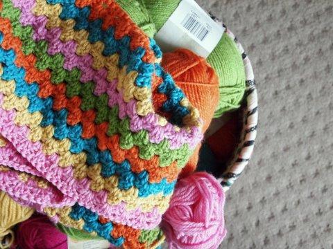 Caravan crochet