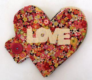 Valentines day craft tutorial