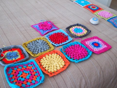 20o crochet blocks