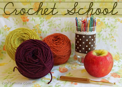 Learn to crochet