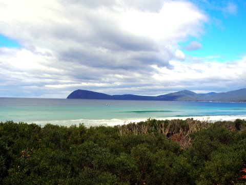 Bruny island water
