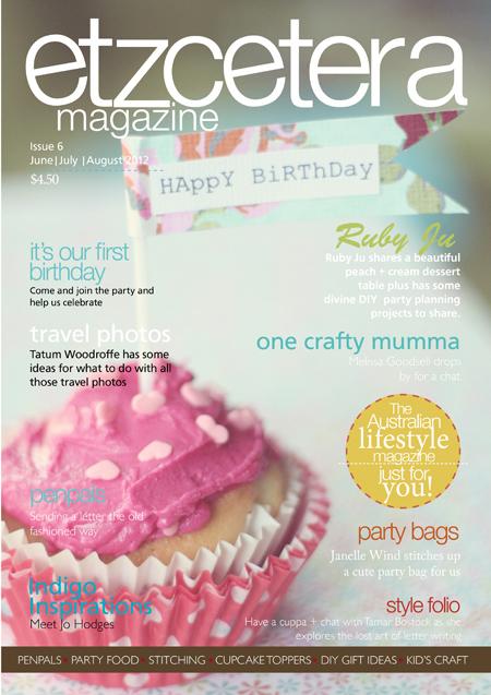 Etzcetera magazine