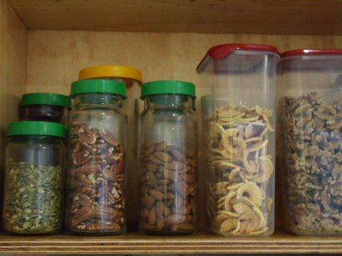 Stocking a paleo pantry