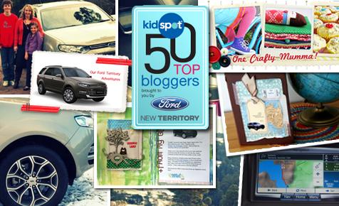 Blogging kidspot