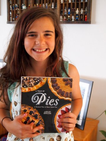 A year of pies book review
