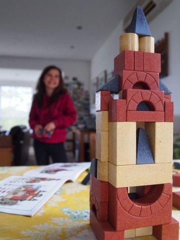 Anker blocks