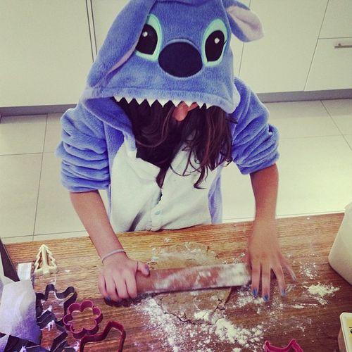 Stitch onesie 1