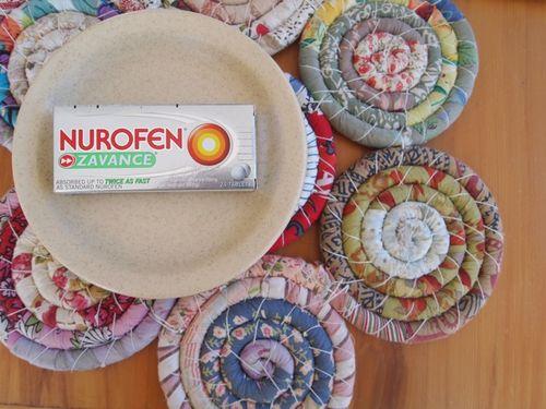 Nurofen facebook campaign