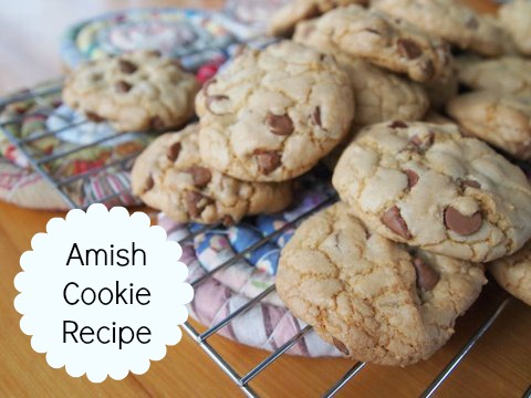 Amish cookie recipe
