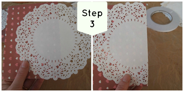 Tutorial mini album step 3