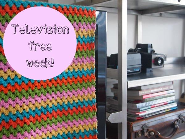 Television free week