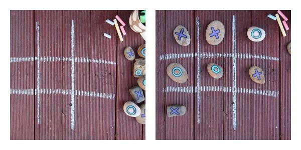 Outdoor craft ideas