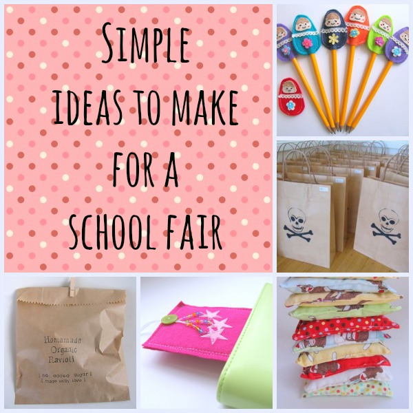 School fair ideas to make