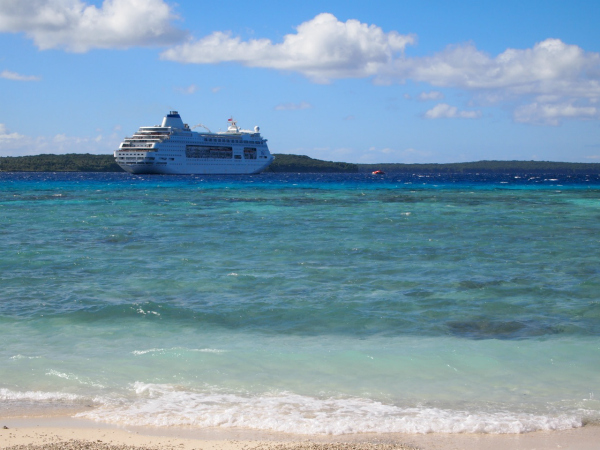 Lifou p&O cruise day trip