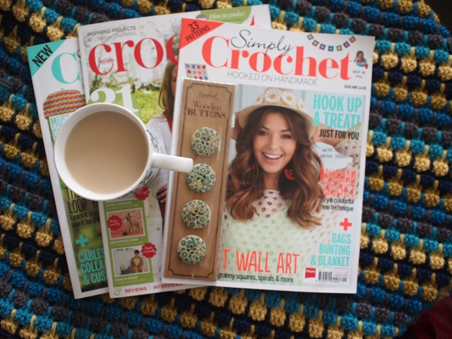 Nice crochet magazines to read