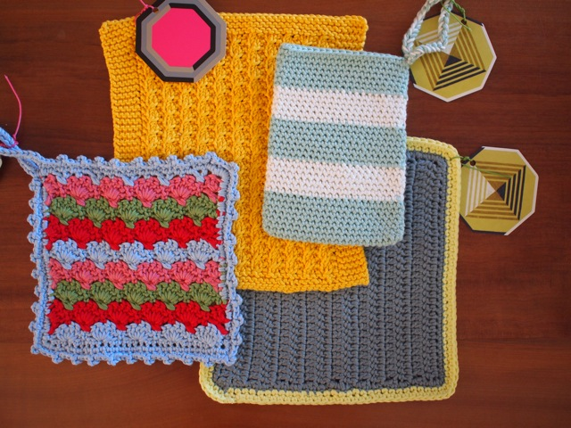 Dishcloth elizabeth