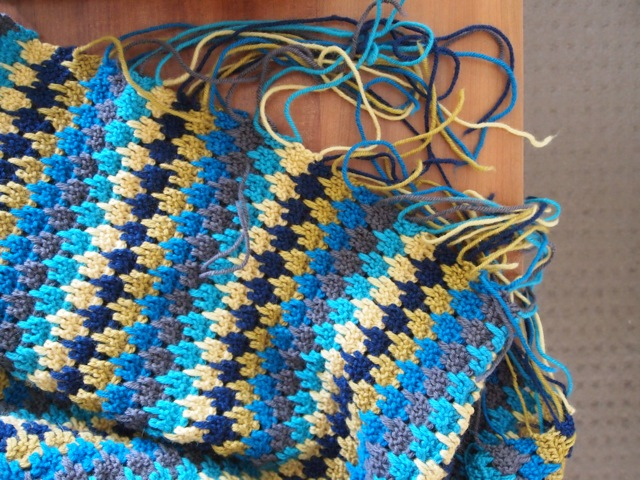 1 larksfoot blanket