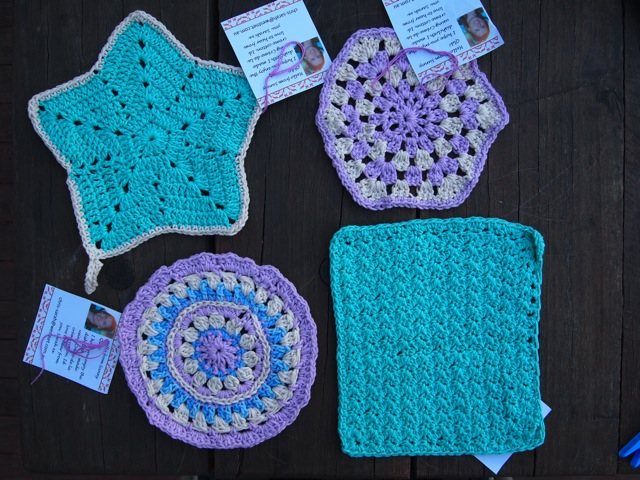 Dishcloth swap 5