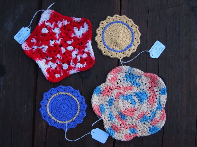 Dishcloth swap 7