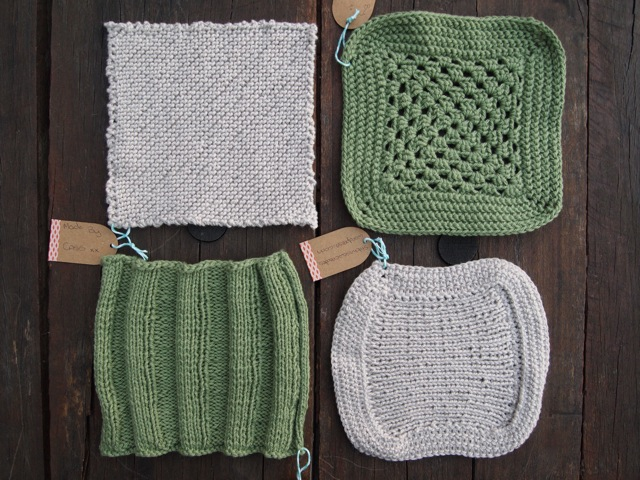 Dishcloth swap 2