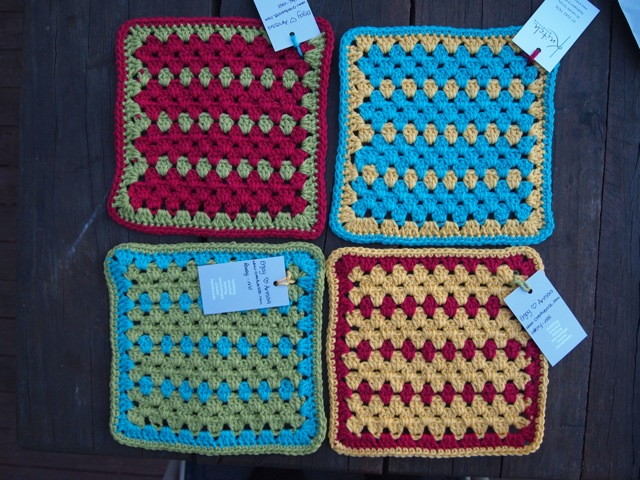 Dishcloth swap 3