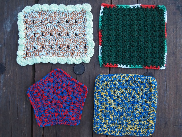 Dishcloth swap 4